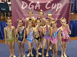 1st DGA Cup 2019