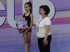 Youth Cup, International Rhythmic Gymnastics Tournament