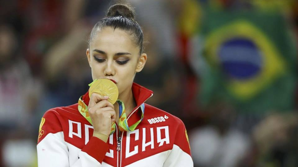 Margarita Mamun Rio Olympics