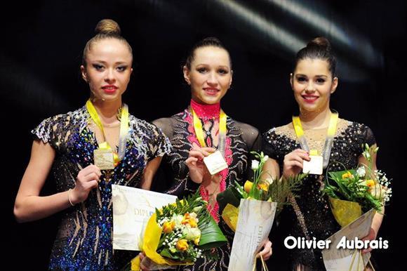 2017 Grand Prix in Kiev, 22nd Deriugina Cup