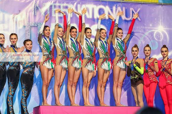Italy Senior Group Grand Prix Thiais