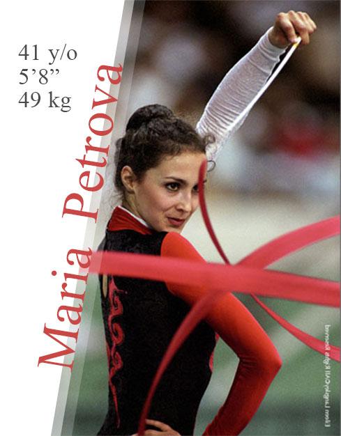 Maria Petrova BMI