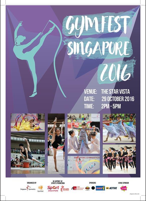 GymFest Singapore 2016