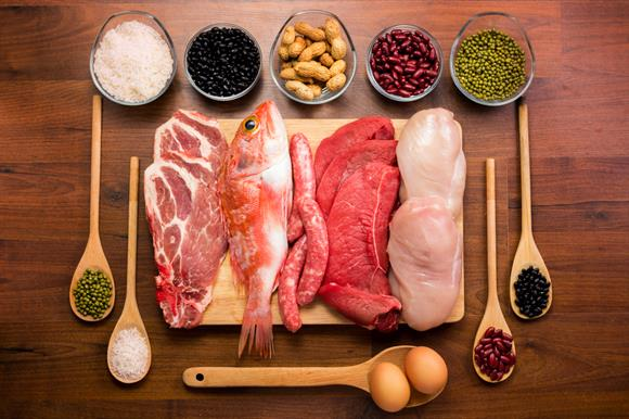 Diet For Athletic Kids - Protein