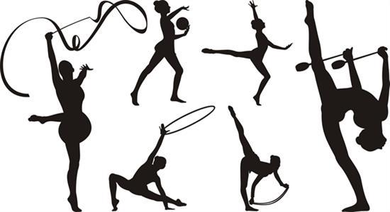 Rhythmic Gymnastics Apparatus