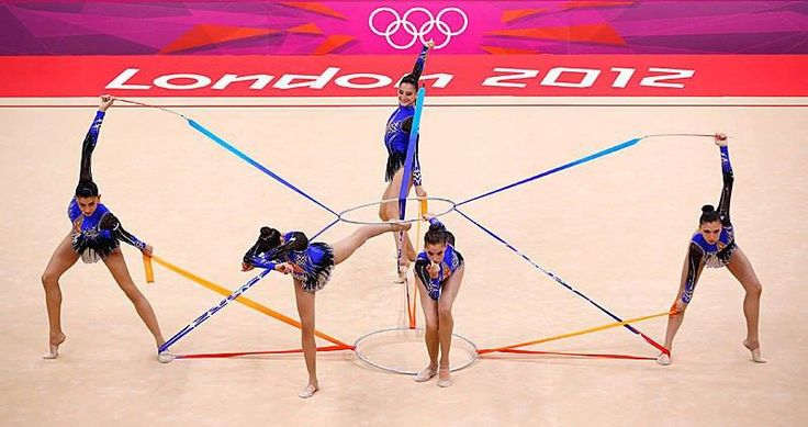 International Rhythmic Gymnastics