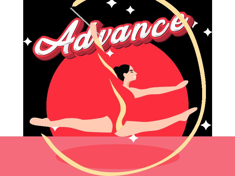 ADVANCE GYMNAST IMAGE