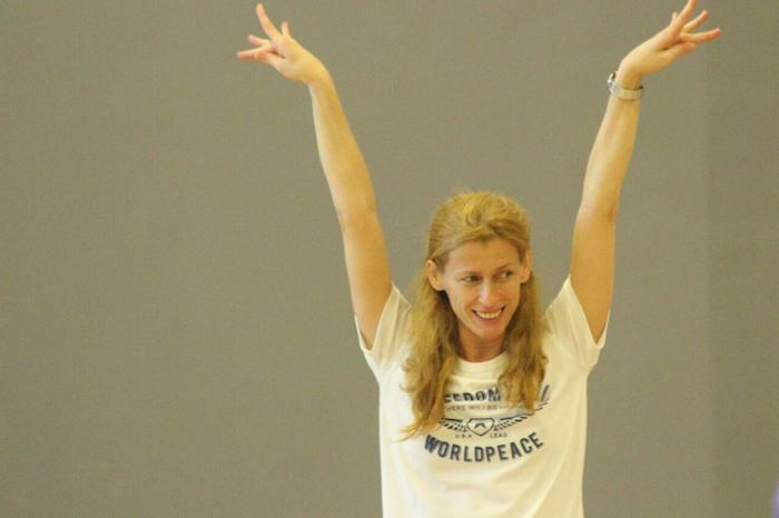 Bianka Panova Rhythmic Gymnastics