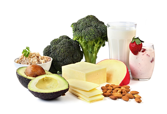 Diet For Athletic Kids - Calcium