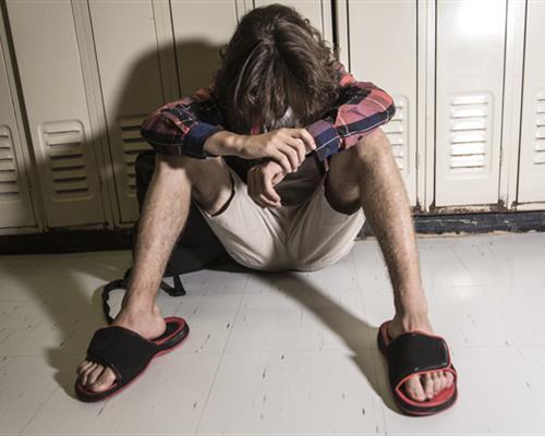Depressed, Isolated Kid