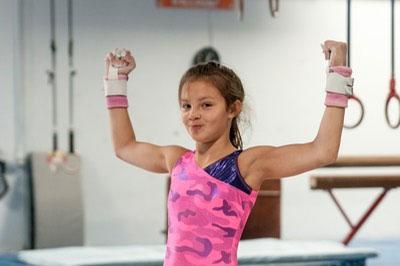 Gymnastics Muscle Tone