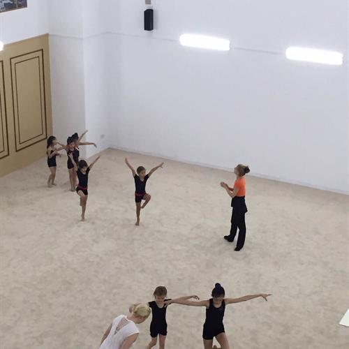Gymnastics School: Bianka Panova Sport and Art Academy
