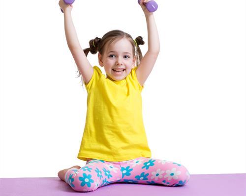 Healthy Kid Gymnast
