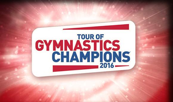 2016 Tour of Gymnastics Olympic Champions