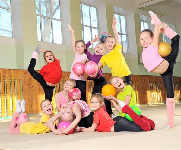 Kids Gymnastics Group
