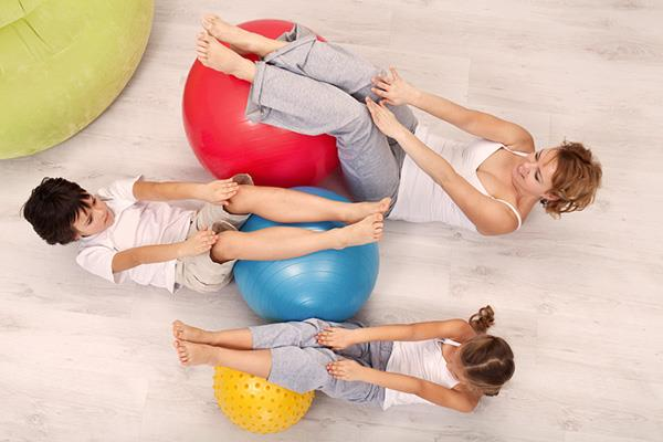 Teaching Physical Activity to Kids