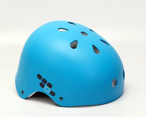 Helmet = Safety
