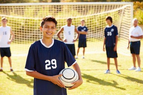 Teenage Sports