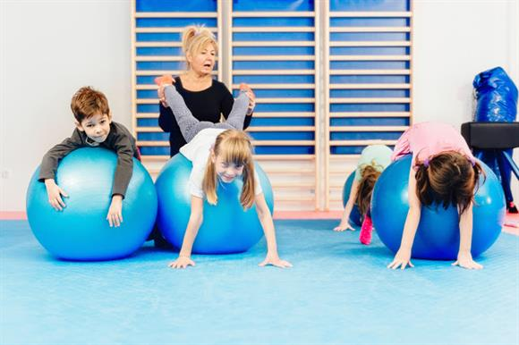 Preschool physical activity