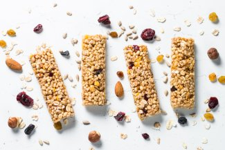 Four Granola Bars