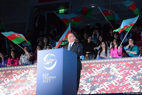 2017 Baku World Cup Qualifying Results