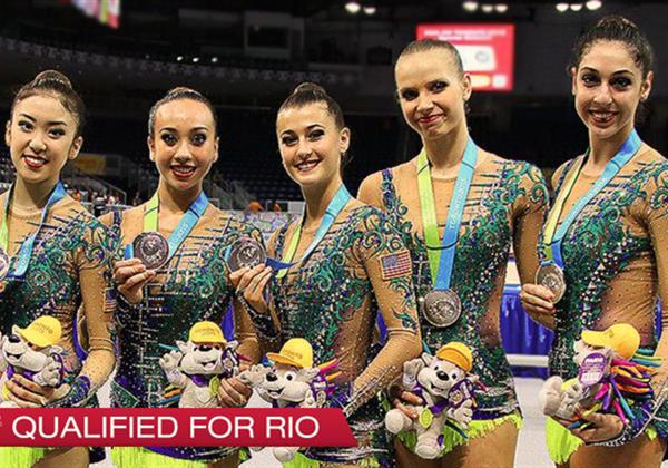 Gymnasts to Represent USA at the Rio Olympics