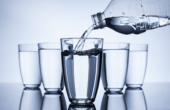 Diet For Athletic Kids - Water