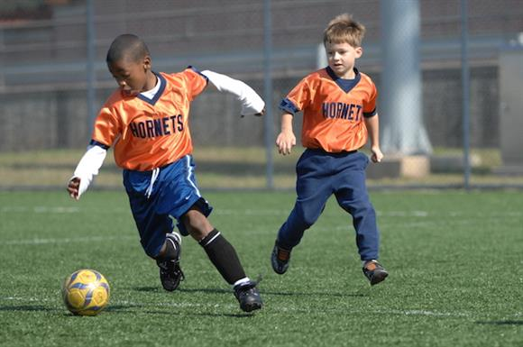 Physical Activity - Soccer - Football