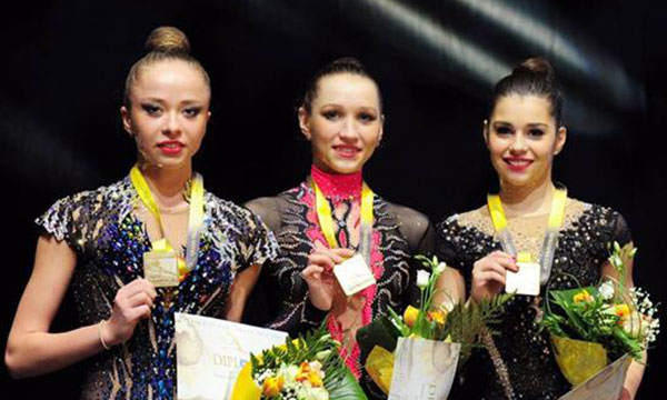 Khonina and Bravikova Owned 22nd Deriugina Cup
