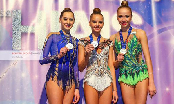 Averina Defeats Grand Prix Thiais 2017 Competitions