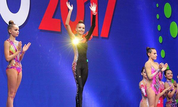 Fans Defies Judges in Rhythmic Gymnastics Worlds