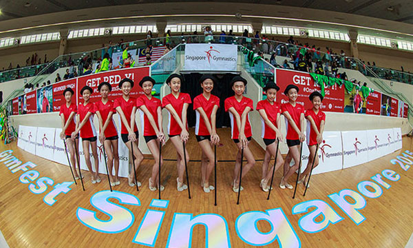 GymFest Singapore 2016 to be Held Closer to the Public
