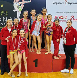 Bianka Panova Academy Bags 11 Awards at Singapore's NCS 2018