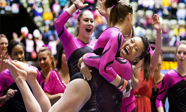 The Last Quest: College Gymnastics