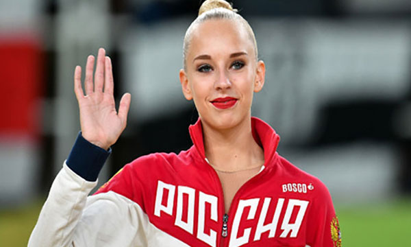Yana Kudryavtseva Waves Goodbye To Rhythmic Gymnastics