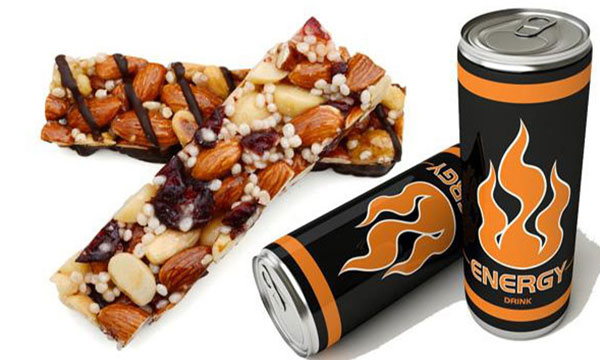 Are Energy Drinks and Nutrition Bars Safe for Kids