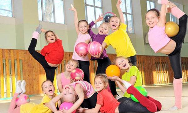 Benefits of Gymnastics for Kids