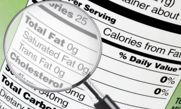 What To Read in a Nutritional Label