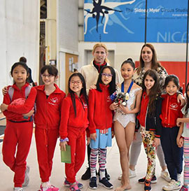 Bianka Panova Academy Wins 11 Awards at Melbourne Competition