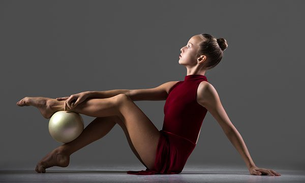 A Rhythmic Gymnast's Master Guide to Lean Body and Enough Energy