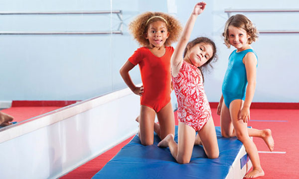 Safe For Gym Or Home Gymnastics Games