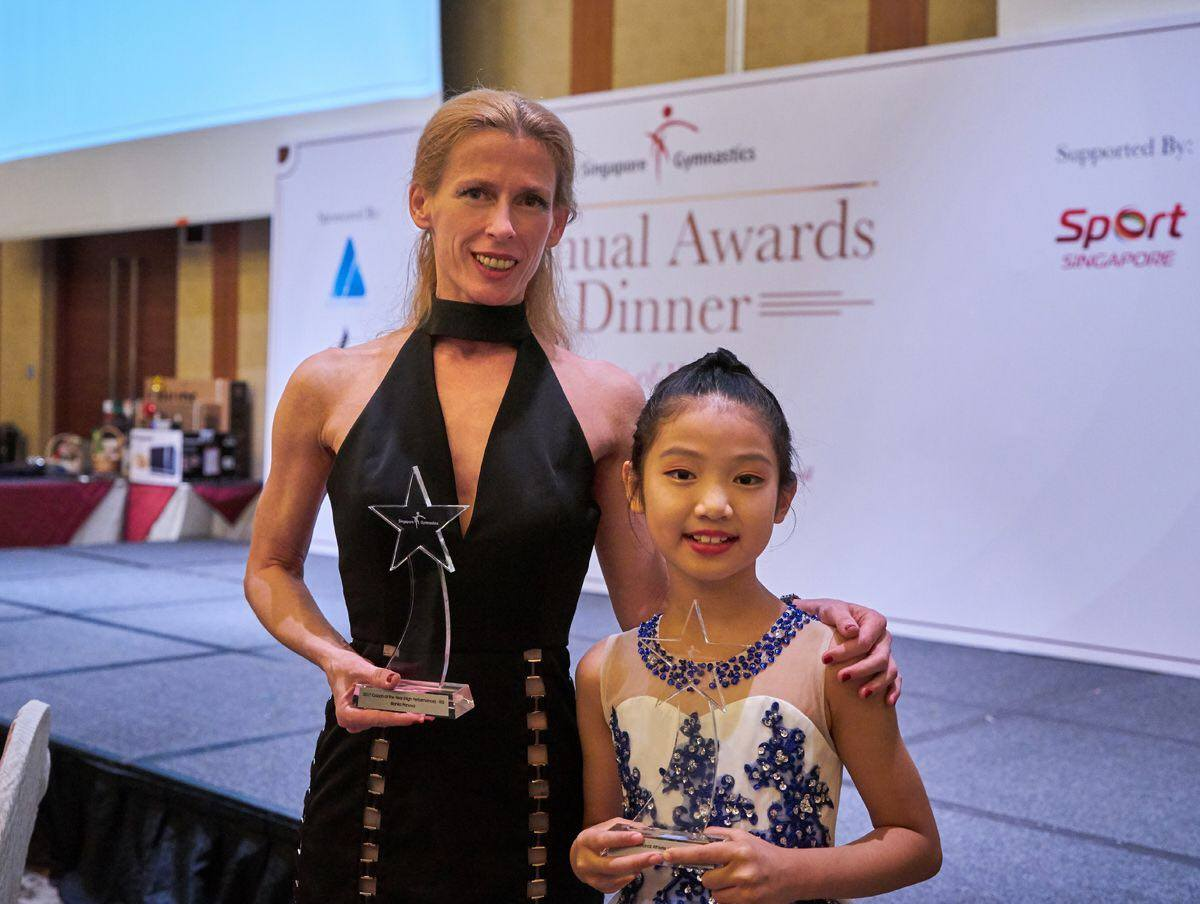 2018 Singapore Gymnastics Annual Awards Night