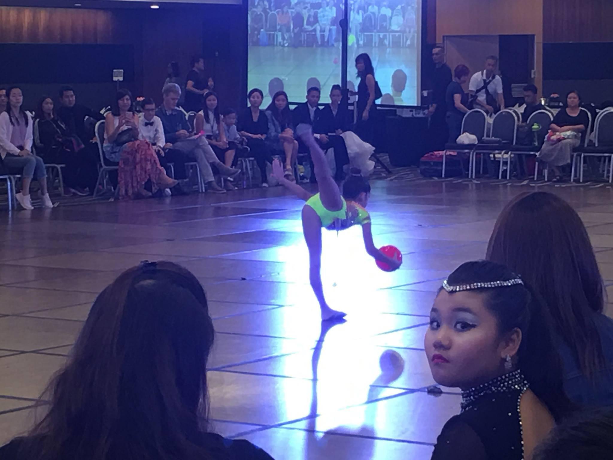 Open SG Latin Dance Championship