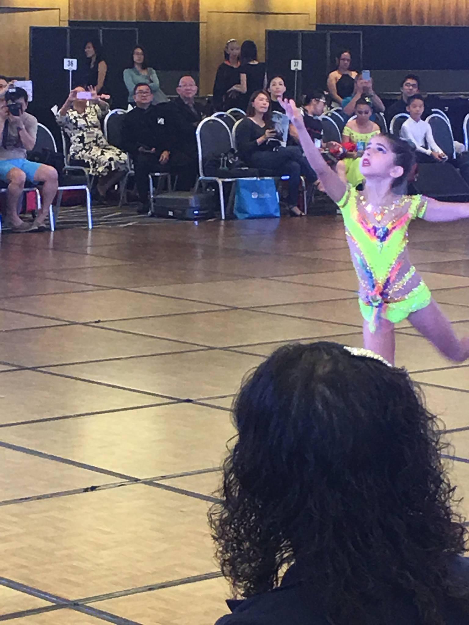 Open SG Latin Dance Championship 6