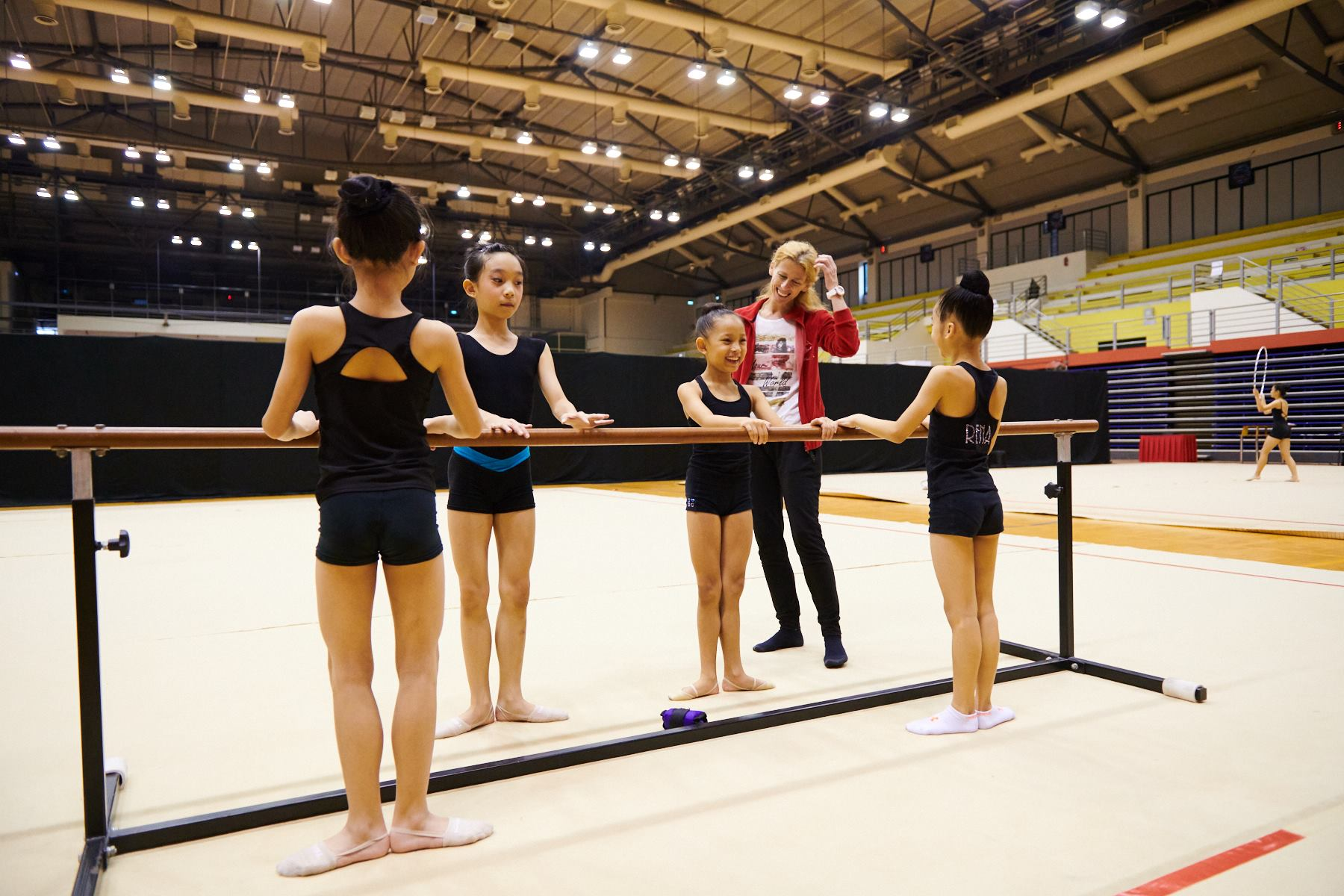 Podium Training for SG Open Championships 2018 13