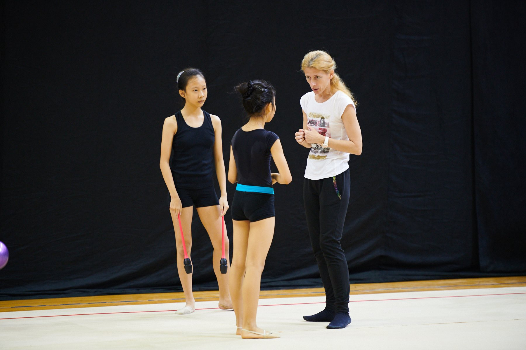 Podium Training for SG Open Championships 2018 24