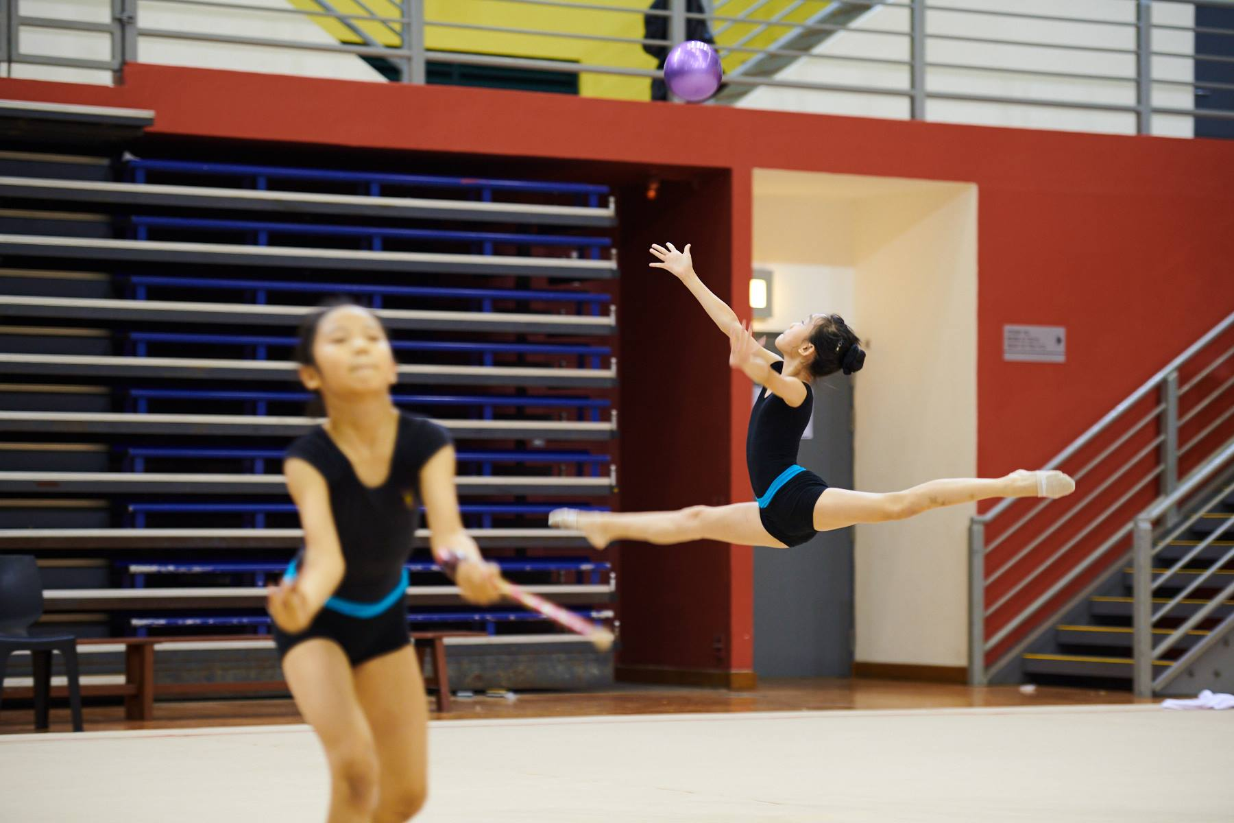 Podium Training for SG Open Championships 2018 26