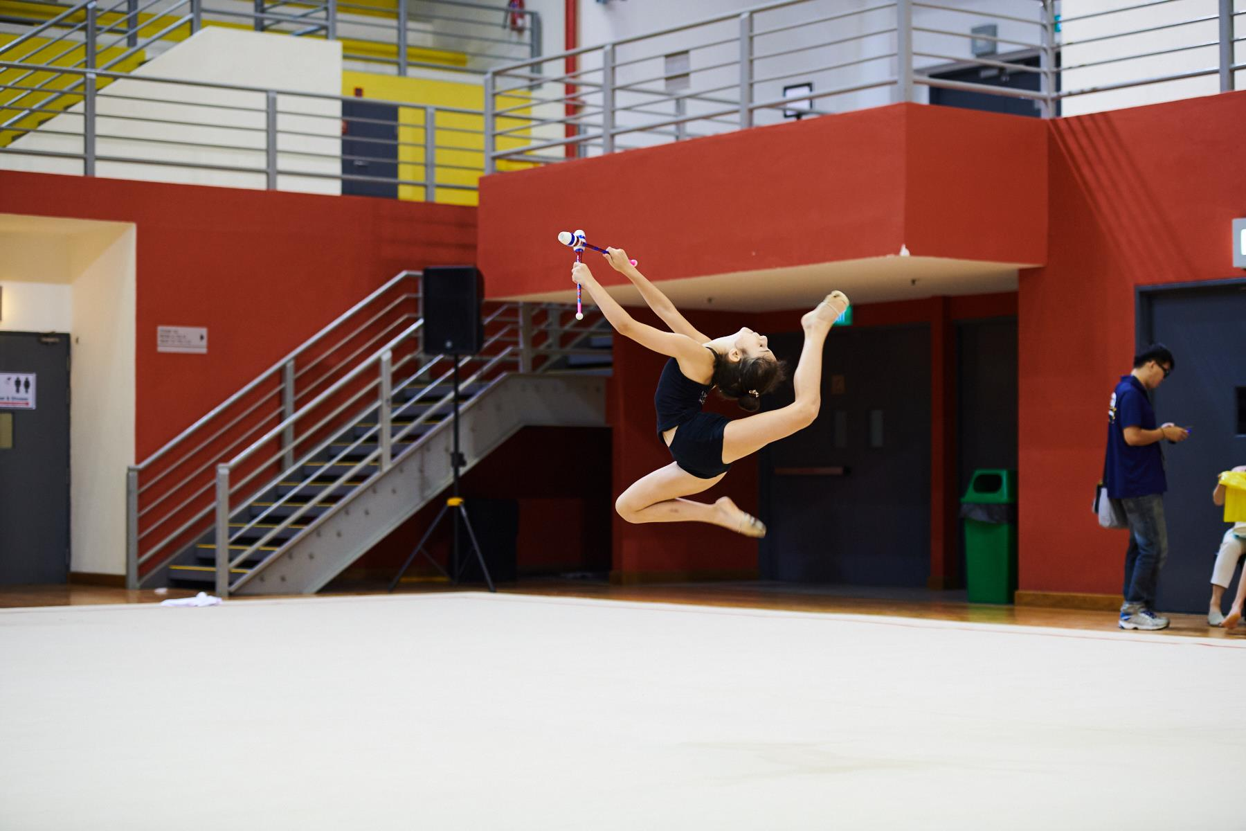 Podium Training for SG Open Championships 2018 28