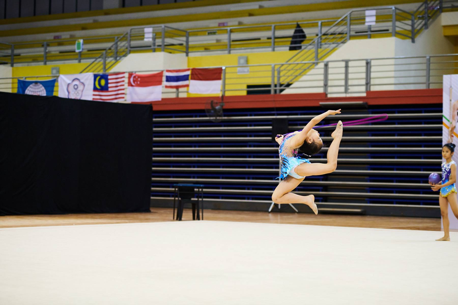 Podium Training for SG Open Championships 2018 30