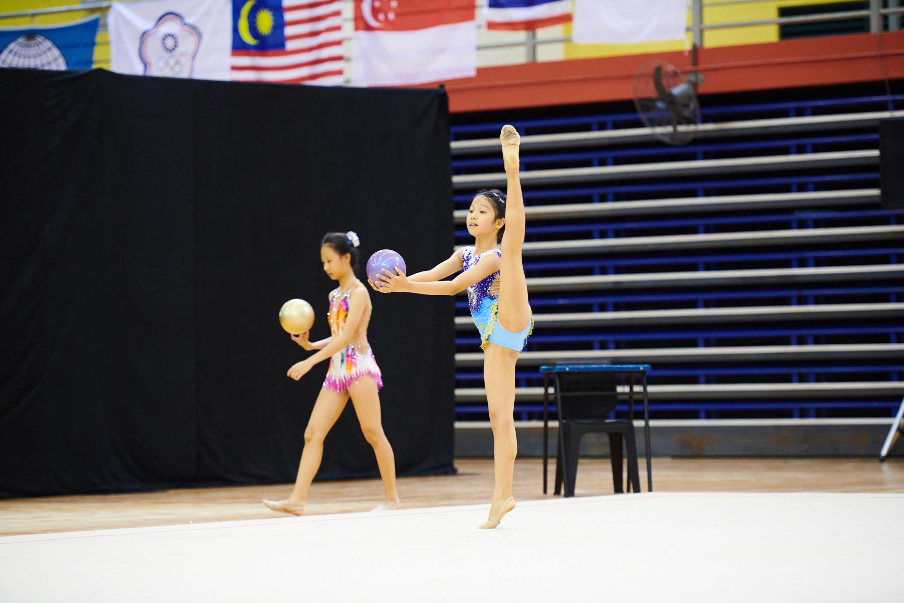 Podium Training for SG Open Championships 2018 31